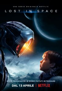lost in space recensione netflix