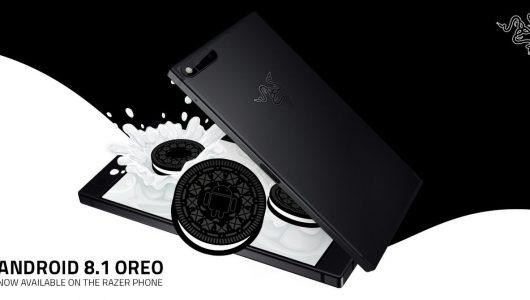 Razer Phone si aggiorna oggi con Android Oreo 8.1