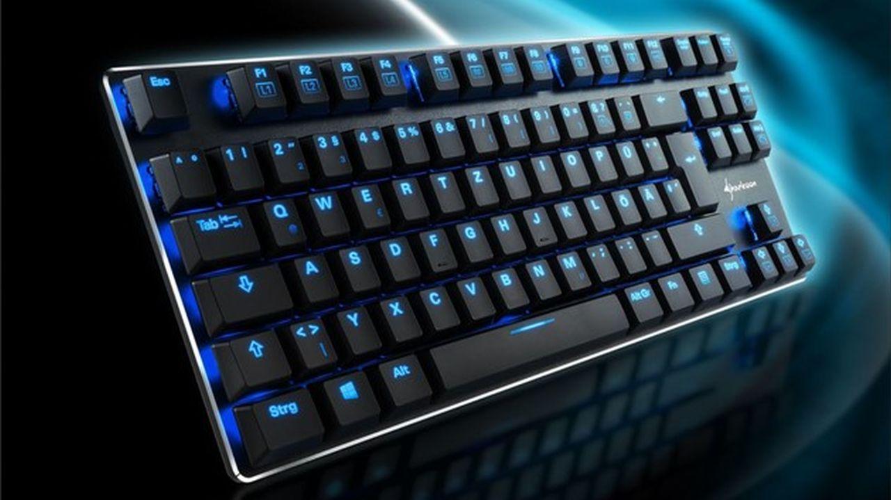 Sharkoon presenta la nuova tastiera meccanica PureWriter RGB