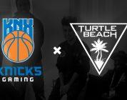 Turtle Beach annuncia la partnership con Knicks Gaming