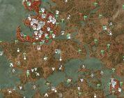 voglia the witcher 3 mappa