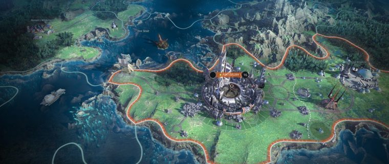 Age of Wonders Planetfall pre-order