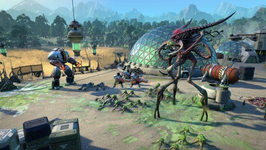 Age of Wonders Planetfall gameplay