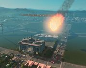 Cities Skylines Natural Disasters console
