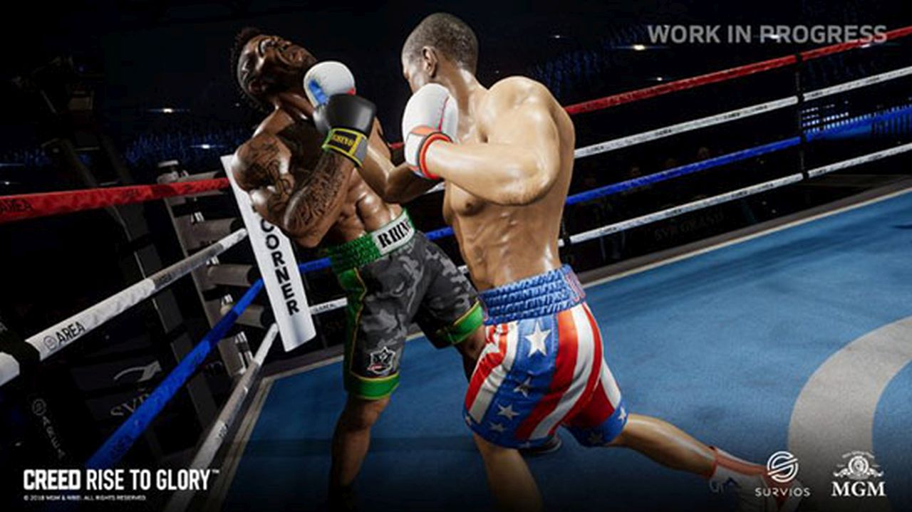 Creed Rise to Glory in arrivo per PlayStation VR entro la fine dell'anno