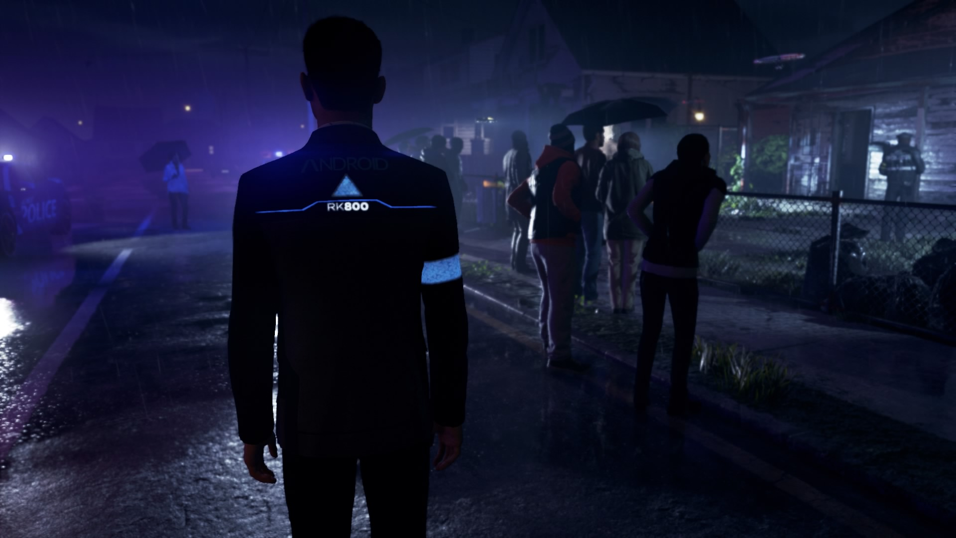 detroit become human recensione
