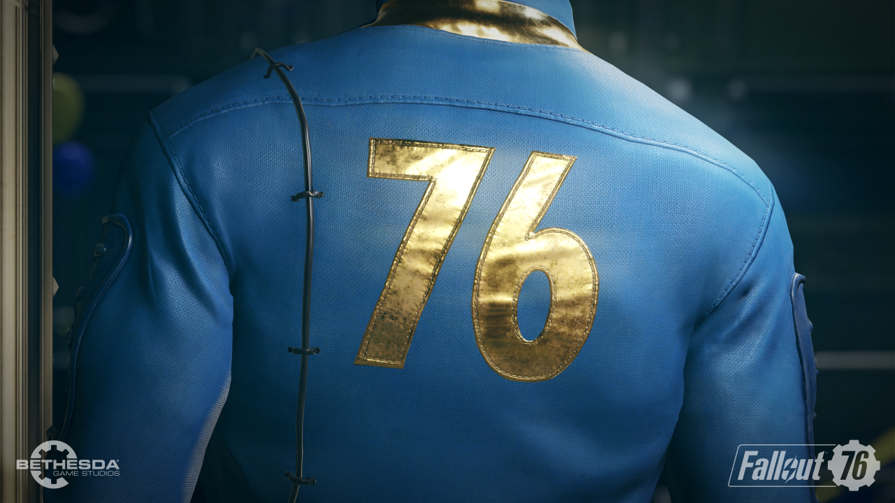 Fallout 76 beta xbox one