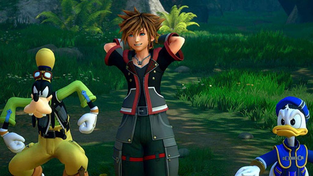 Kingdom Hearts III data uscita