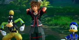 Kingdom Hearts III filmato apertura