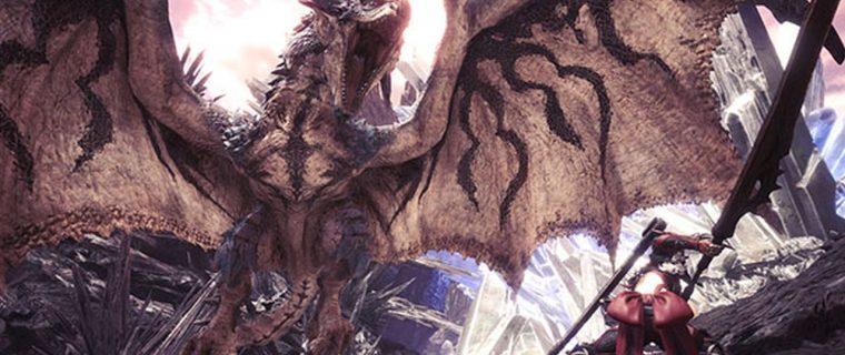 Monster Hunter world vendite