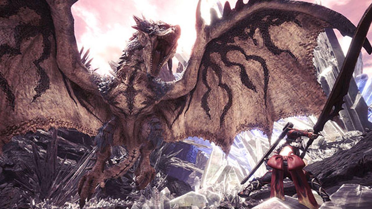 Monster Hunter World ha venduto oltre 7,9 milioni di copie