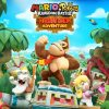 Mario Rabbids Kingdom battle Donkey Kong Adventure