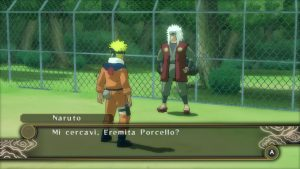 Naruto Shippuden Ultimate Ninja Storm Trilogy Recensione switch
