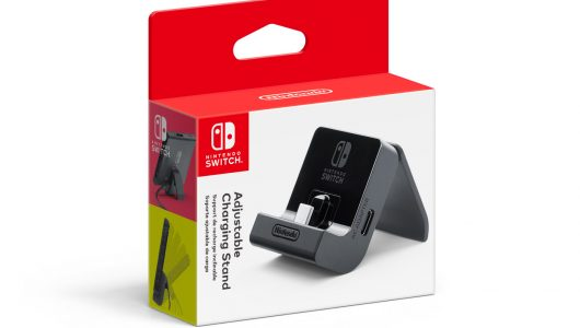 Nintendo Switch stand ricarica