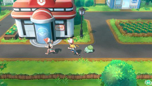 Pokemon Let's GO Pikachu Let's GO Eevee trailer