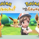 Pokemon Let's GO Pikachu Let's GO Eevee