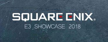 conferenza Square Enix e3 2018