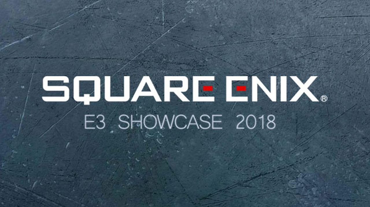 Square Enix terrà una conferenza live durante l'E3 2018