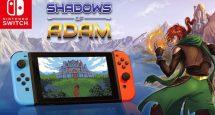 Shadows of Adam, un jRPG di stampo classico, in arrivo su Switch
