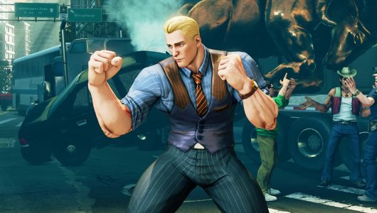 Street Fighter V Arcade Edition trailer Cody