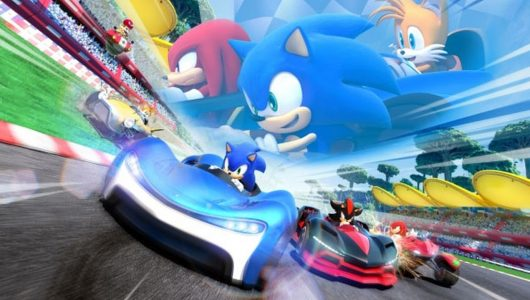 Team Sonic Racing annunciato per PC, PS4, Xbox One e Switch