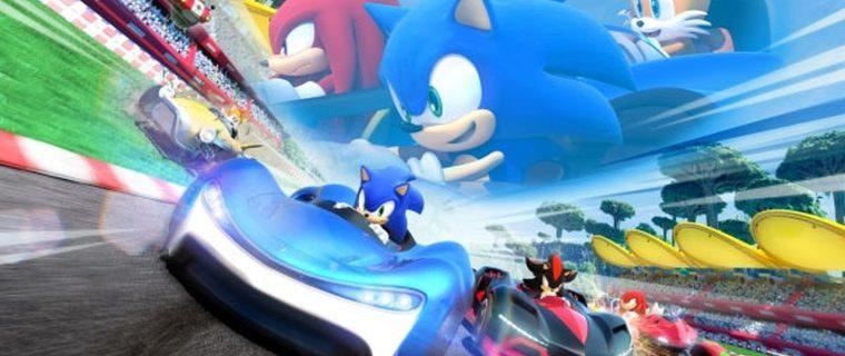 Team Sonic Racing annunciato per PC, PS4, Xbox One e Switch