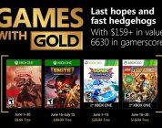 Xbox Live Gold: annunciati i giochi gratuiti di giugno 2018