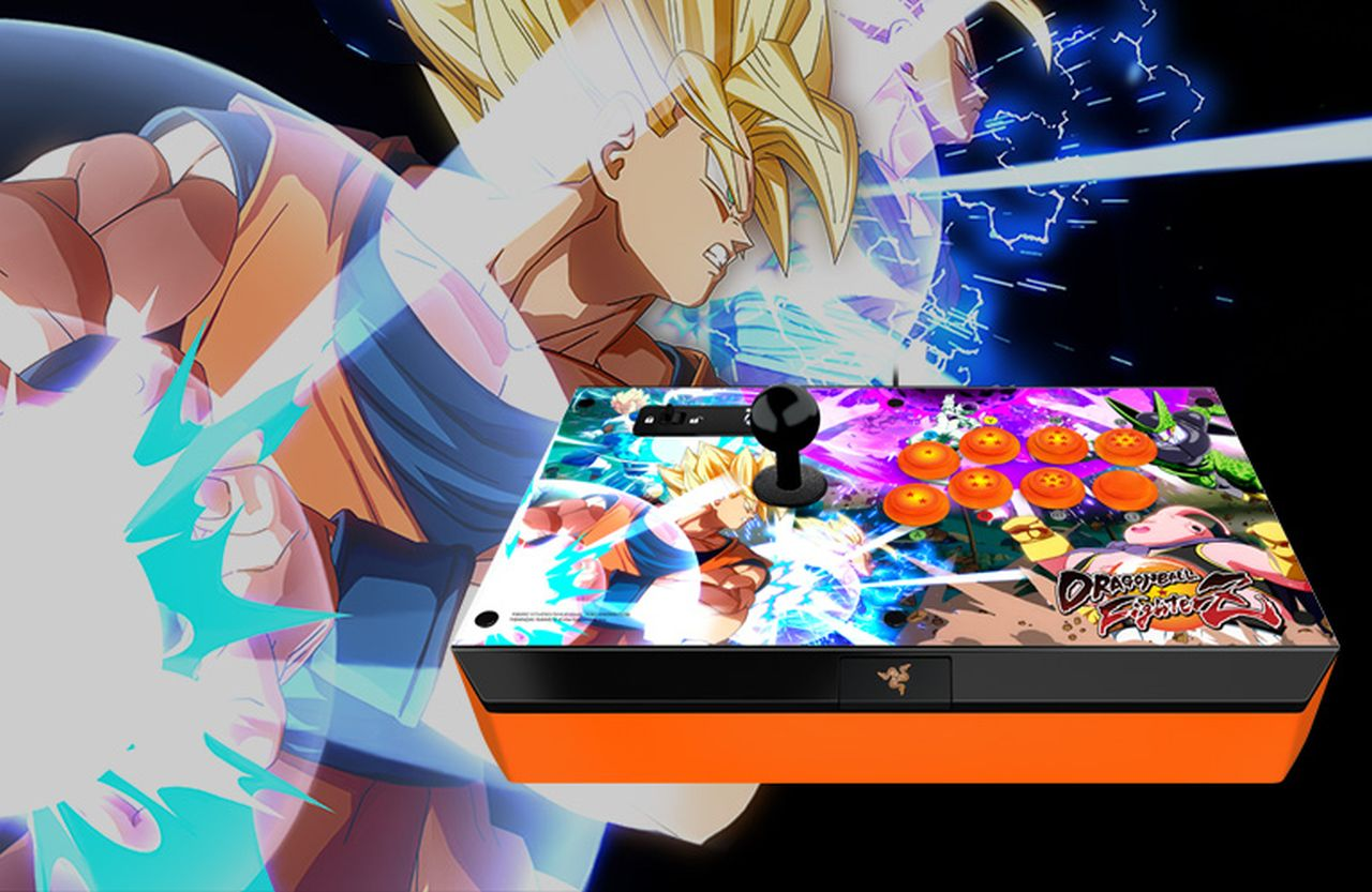 Razer annuncia gli Arcade Stick dedicati a Dragon Ball FighterZ