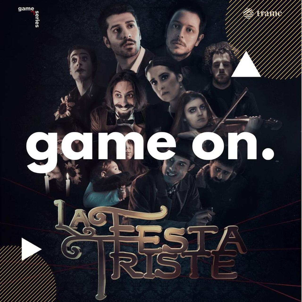 La Festa Triste Game Series, il primo videogioco web
