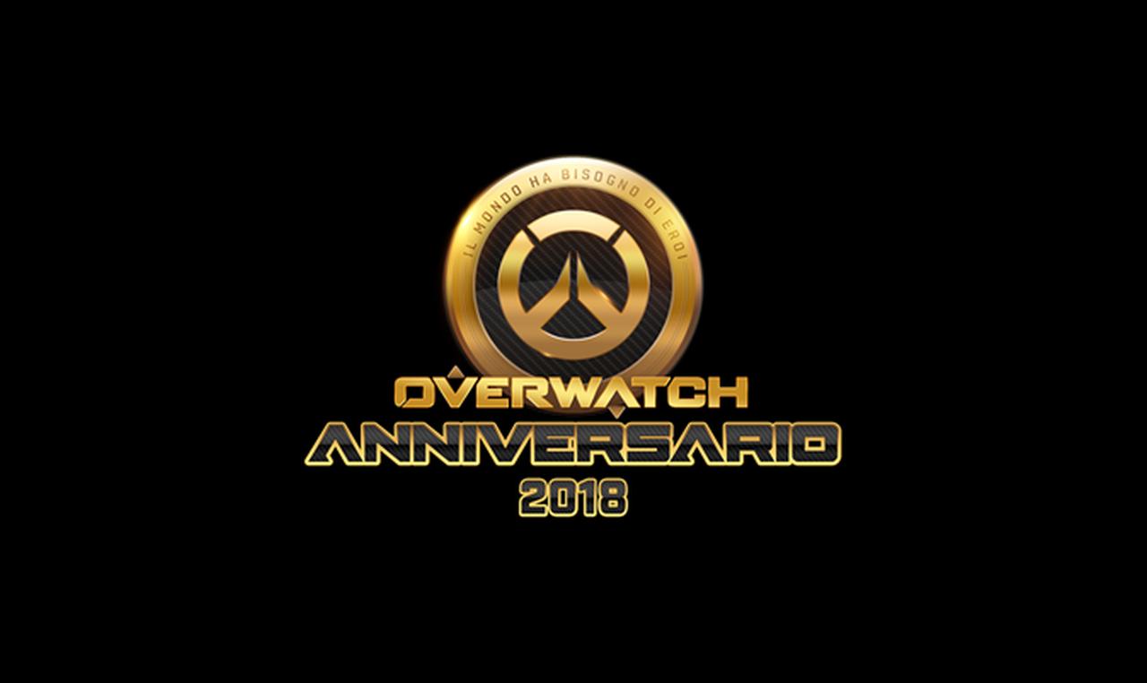Overwatch: il nuovo evento Anniversario è ora disponibile