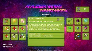 Razerwire Nanowars