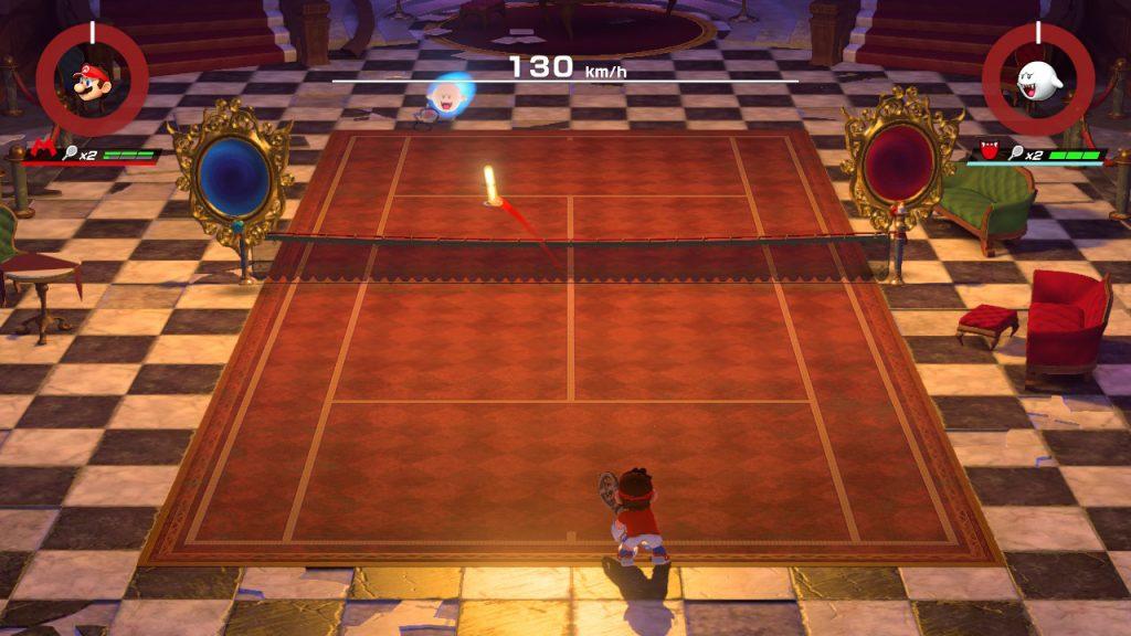 mario tennis aces recensione