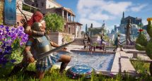 Assassin's Creed Odyssey interfaccia