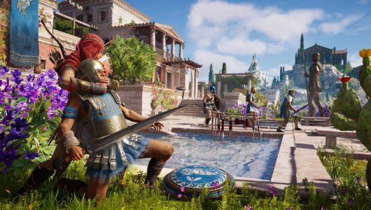 Assassin's Creed Odyssey evento live