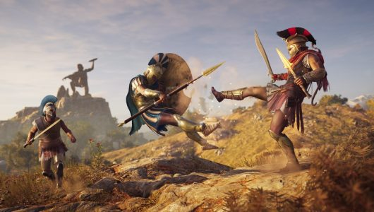 Assassin's Creed odyssey update
