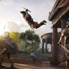 Assassin's Creed Odyssey update novembre