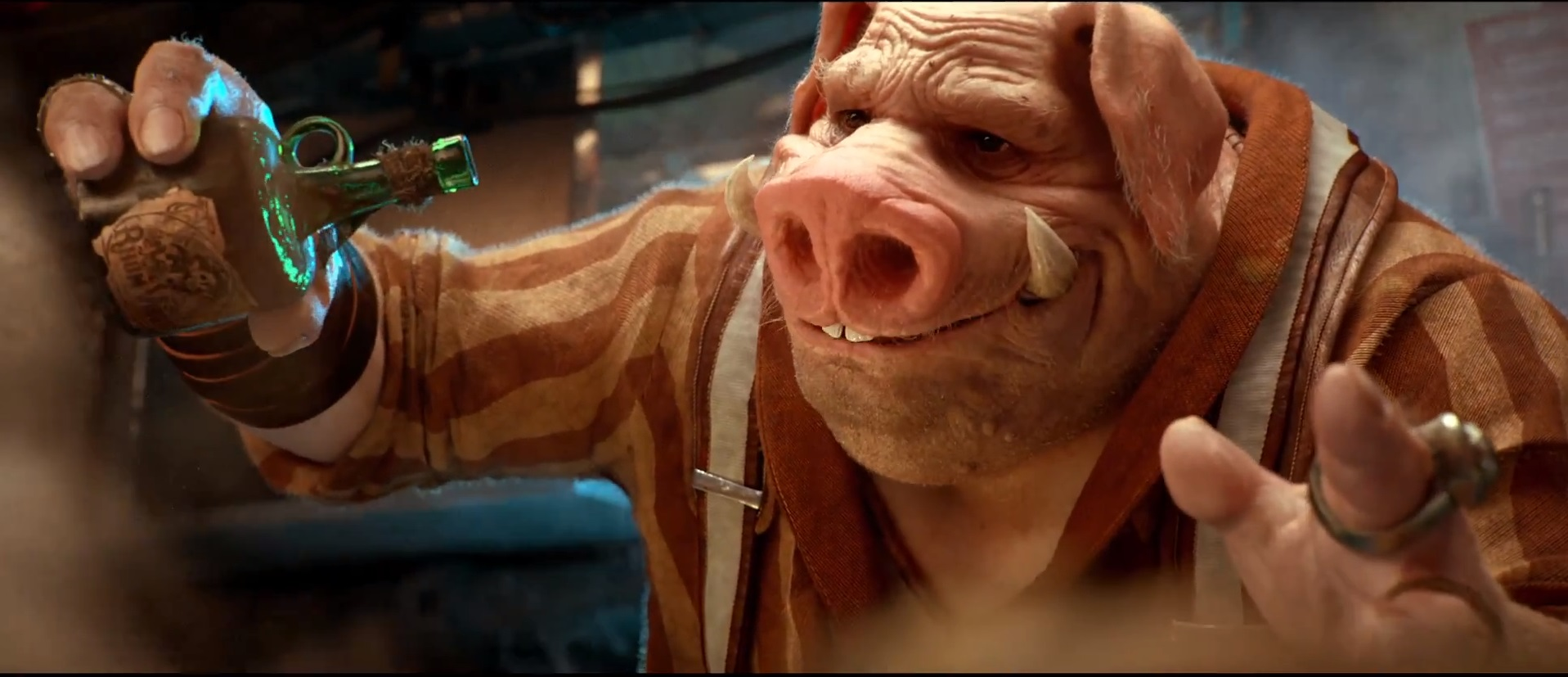 Beyond Good and Evil 2 beta