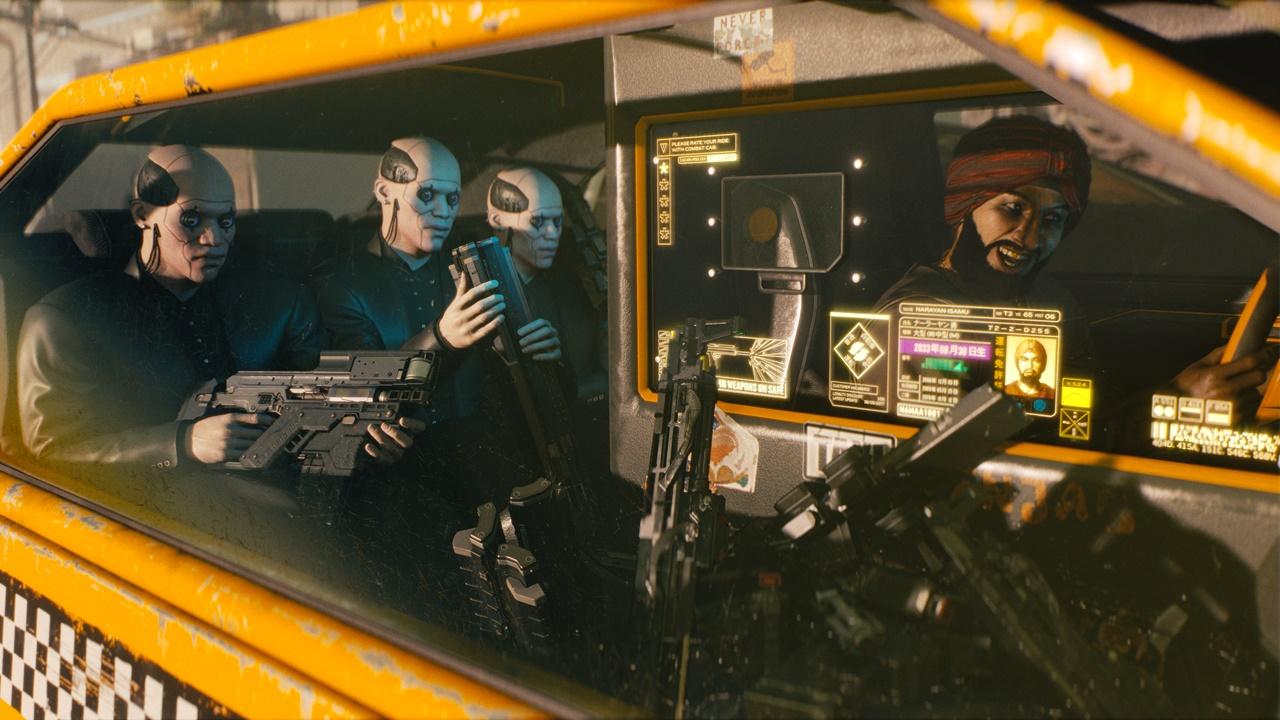 cd projekt e3 2019 Cyberpunk 2077 PC PS4 Xbox One E3 2018 immagine01