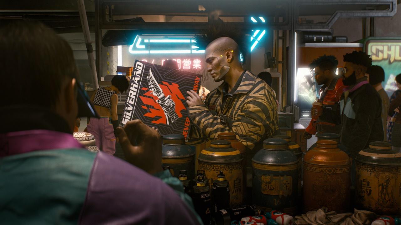 cyberpunk 2077 half life alyx