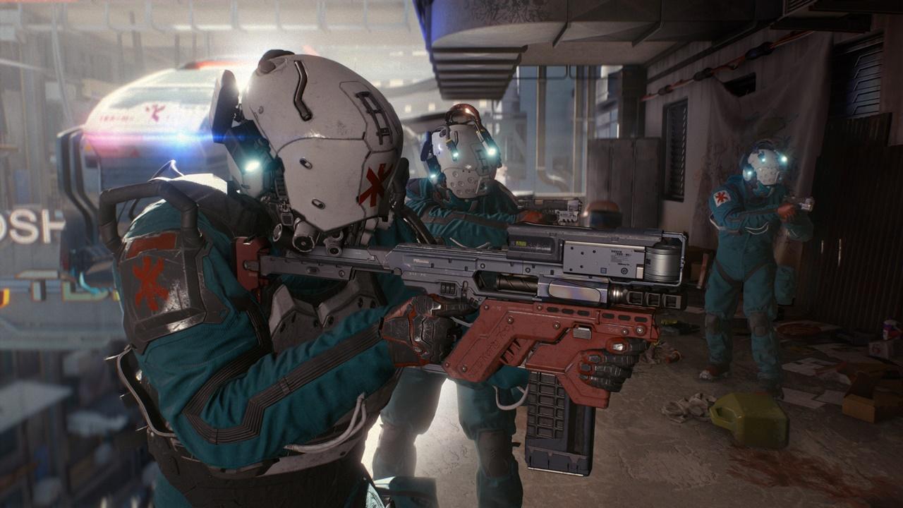 Cyberpunk 2077 doppiato italiano