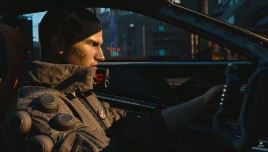 Cyberpunk 2077 trailer e3 2018