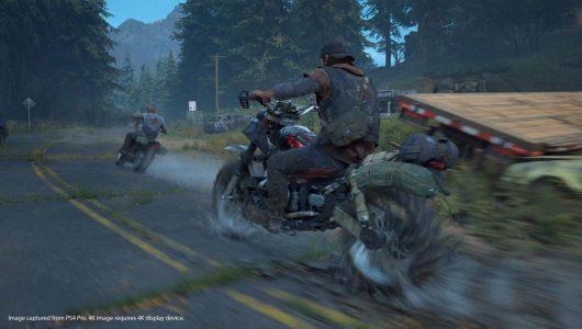 Days Gone trailer moto