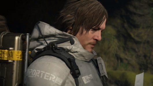 Death Stranding si mostra per la prima volta in un video di gameplay