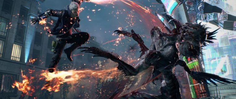 Devil May Cry 5 vergil