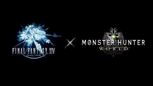 Final Fantasy XIV: una collaborazione con Monster Hunter World