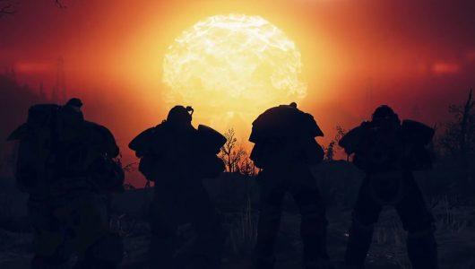Fallout 76 sviluppo