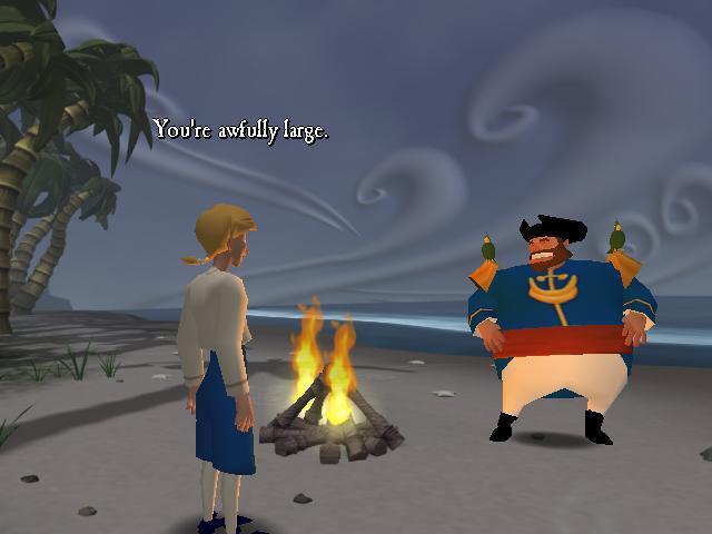 Fuga da Monkey Island GOG