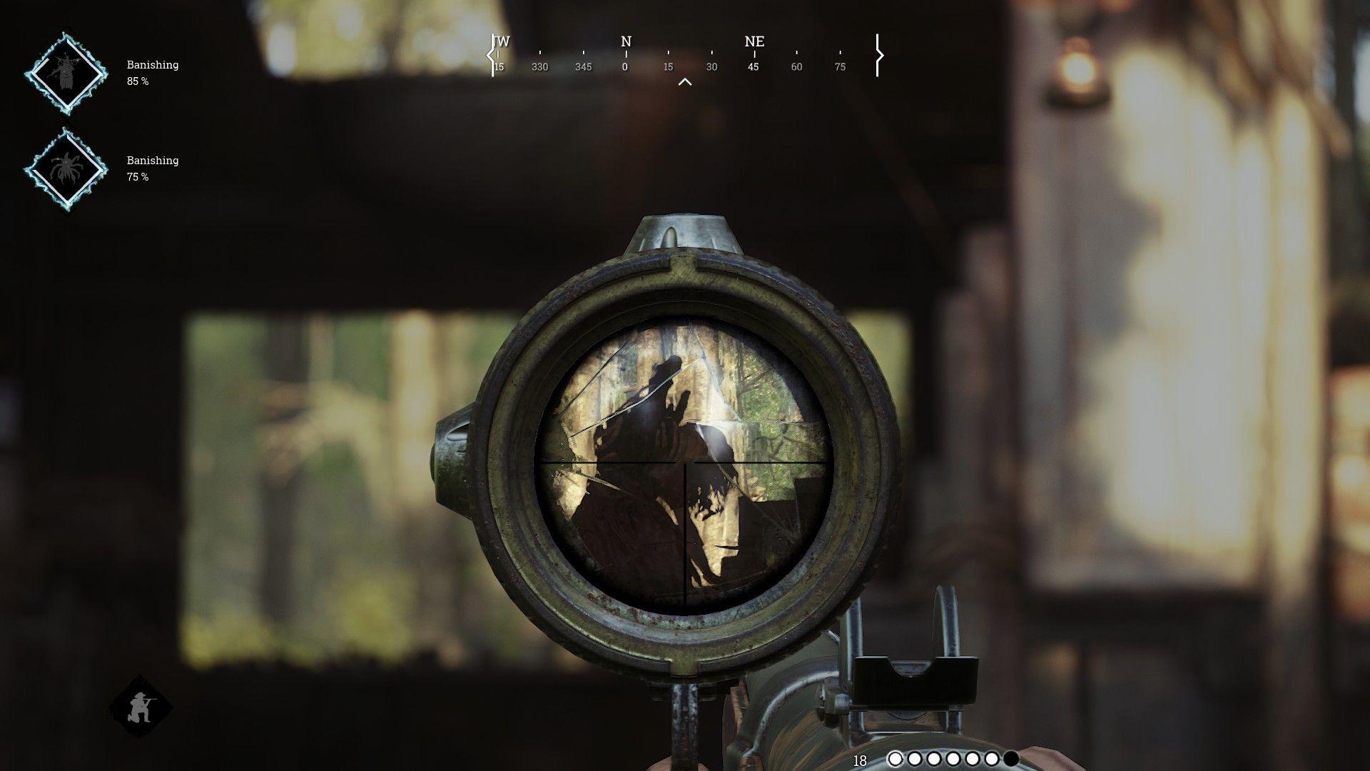 hunt showdown provato