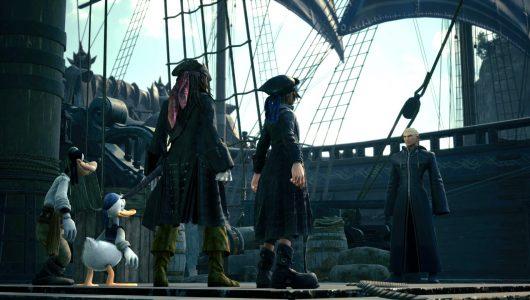Kingdom Hearts iii epilogo