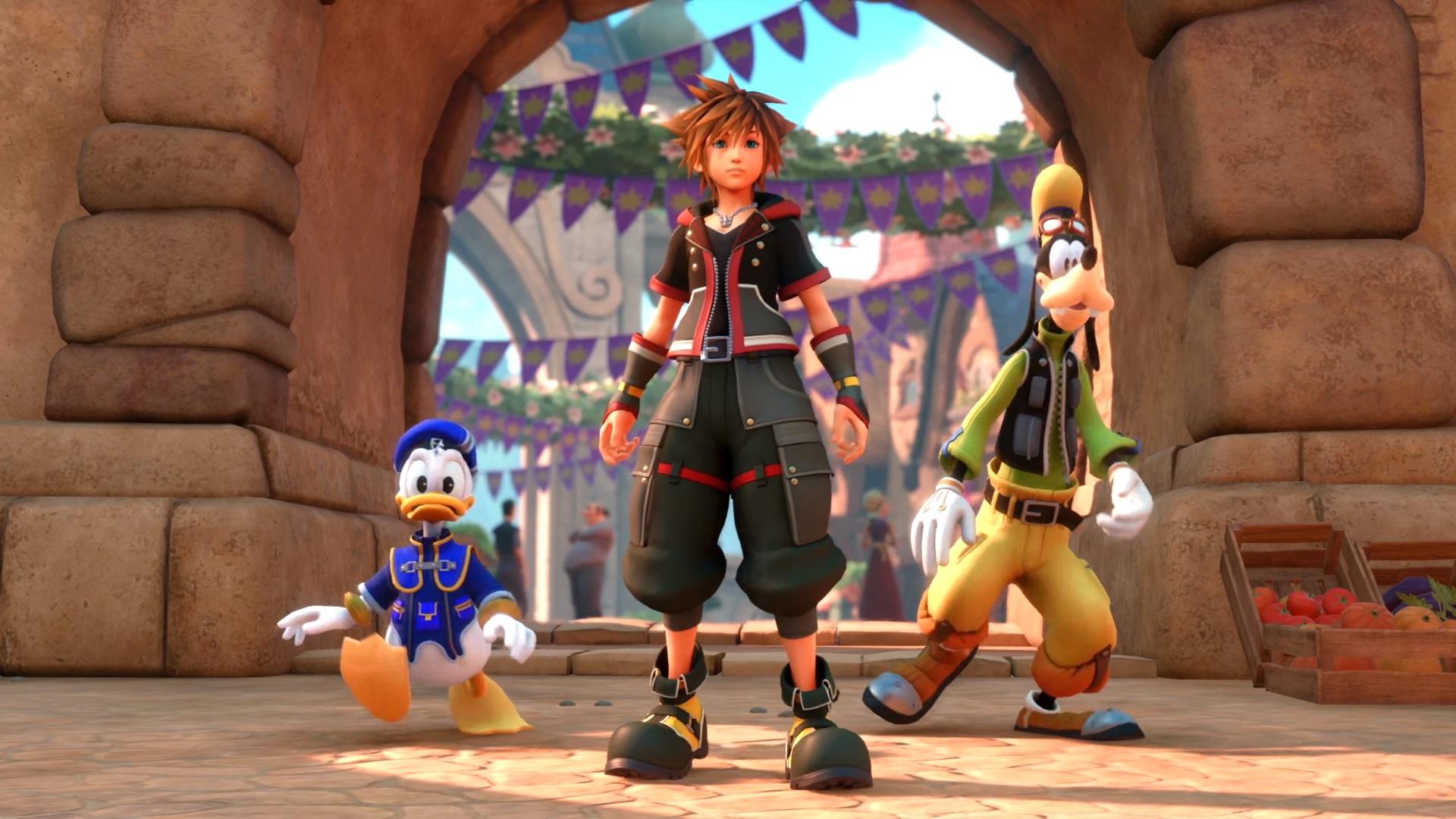 Kingdom Hearts III skrillex